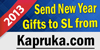 KAPRUKA - New Year Gift Delivery in Sri Lanka